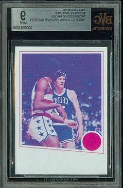 1977-78 TOPPS # 70 JOHN HAVLICEK  PROGRESSIVE PROOF SET 6  B