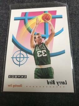 1991-92 Skybox Shooting Star Larry Bird #591 Boston Celtics