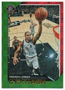 2018-19 Hoops Green Parallel /99 Pick Any Complete Your Set