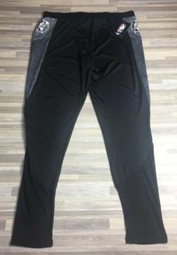 $40 UNK Boston Celtics Women's Size XL Black/Grey Logo Leg