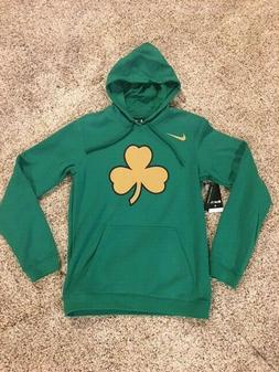 $70 Nike NBA City Edition Boston Celtics Hoodie Sweatshirt M