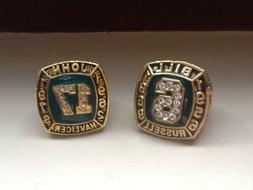 Bill Russell John Havlicek Boston Celtics Ring Set
