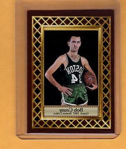Bob Cousy '57 Boston Celtics, NBA Hall of Fame Fan Club seri