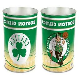 BOSTON CELTICS ~  Official NBA 15 Inch Wastebasket Trash Can