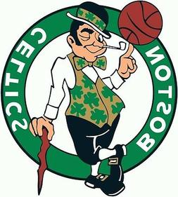 Boston Celtics # 10 - 8 x 10 - T Shirt Iron On Transfer