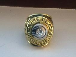 Boston Celtics 1968 Championship Ring John Havlicek
