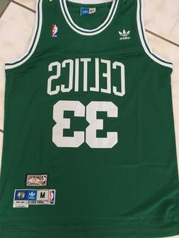 boston celtics 33 larry bird hardwood classics