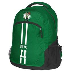 * Boston Celtics Action Backpack School Book Bag - Kyrie Irv