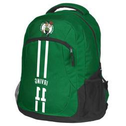 * Boston Celtics Action Backpack School Book Bag - Kyrie Irv