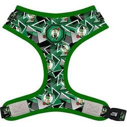 Boston Celtics Fresh Pawz Adjustable Mesh Pet Harness - Kell