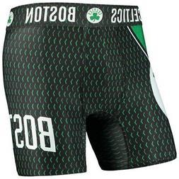 Boston Celtics Concepts Sport Adorn Boxer Briefs - Black
