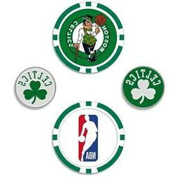 Boston Celtics Ball Marker Set