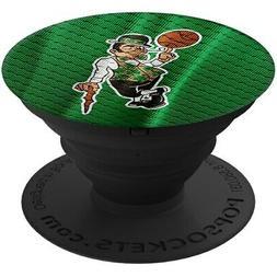 Boston Celtics PopSockets Baller Logo Cell Phone Accessory