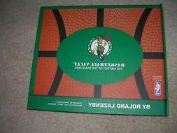 Boston Celtics Coffee Table Book History of Celtics Bird McH
