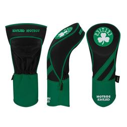 BOSTON CELTICS EMBROIDERED FAIRWAY HEADCOVER INDIVIDUAL NEW