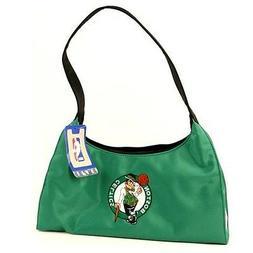 Boston Celtics Embroidered Logo Purse Handbag