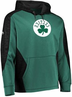 Boston Celtics Green Armor 5 Majestic Polyester Hoodie Sweat