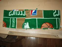 Boston Celtics  Handmade Fleece Winter Scarf - New - Free Sh