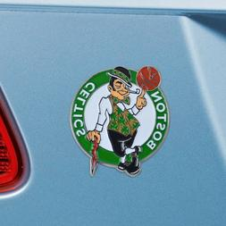Boston Celtics Heavy Duty Metal 3-D Color Auto Emblem