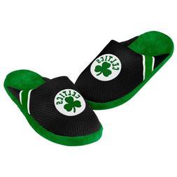 Boston Celtics Jersey Mesh SLIDE SLIPPERS New - FREE SHIPPIN