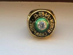 Boston Celtics Larry Bird 1981 Championship Ring NBA