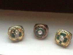 Boston Celtics Larry Bird Championship Ring Set NBA
