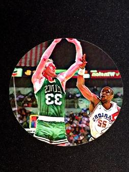 Boston Celtics Larry Bird magnet-Classic Collectable-Hardwoo