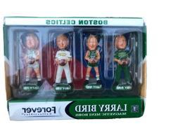 Boston Celtics LARRY BIRD Magnetic Mini Bobbleheads ~ RARE F