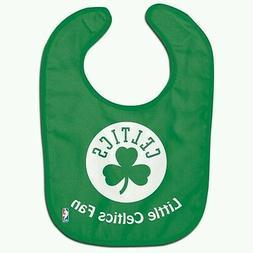 boston celtics little fan baby bib free