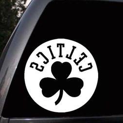 Boston Celtics Logo Car Window Laptop Wall Truck Bumper iPad