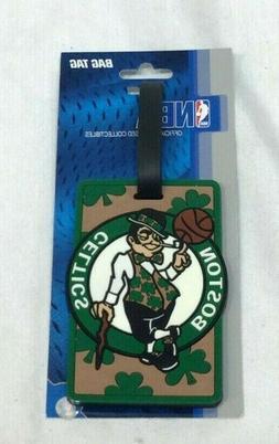NBA Boston Celtics Luggage Tag Travel Bag ID Golf Tag FREESH