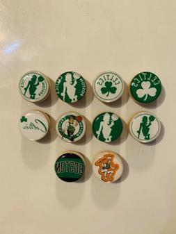 boston celtics magnets set of 10 free