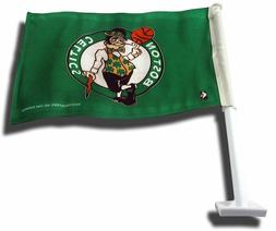 Boston Celtics NBA 11X14 Window Mount 2-Sided Car Flag Great