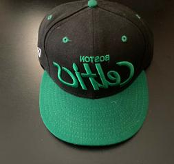 Boston Celtics NBA New Era Baseball Cap/Hat Size 7 3/8