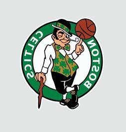 Boston Celtics NBA Basketball Color Sports Decal Sticker-Fre