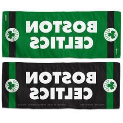 Boston Celtics NBA Basketball Cooling Towel 12x30 Sports Wor