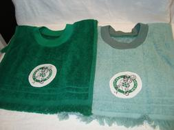 Boston Celtics NBA Basketball Handmade/Tea Towel Children's/