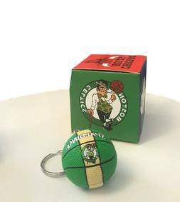Boston Celtics Spalding NBA Basketball Team Logo Mini Keycha