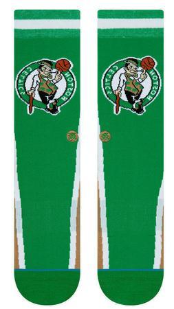 Boston Celtics Stance NBA Hardwood Classics Warmup Crew Sock