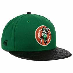 Boston Celtics New Era NBA HWC Visor Cross 9FIFTY Snapback C