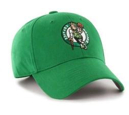Boston Celtics NBA Men's Green Adjustable Team Logo Hats Hat