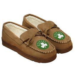 Boston Celtics Forever Collectibles NBA Men's Moccasins Slip