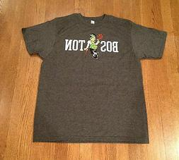 Boston Celtics NBA New Mens Large T-Shirt wilth Bonus Shoe L