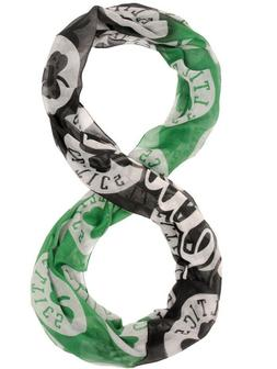 Boston Celtics NBA Women's Gradient Infinity Forever Collect