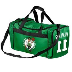 * Boston Celtics Official Duffel Gym Bag - Kyrie Irving #11