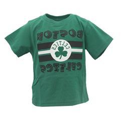 Boston Celtics Official NBA Apparel Infant Toddler Size T-Sh