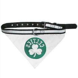 Boston Celtics Pet Collar Bandana