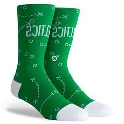Stance Boston Celtics Playbook Crew Socks