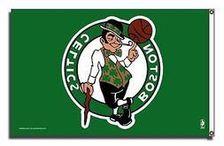 Boston Celtics Rico 3x5 Flag w/grommets Outdoor House Banner