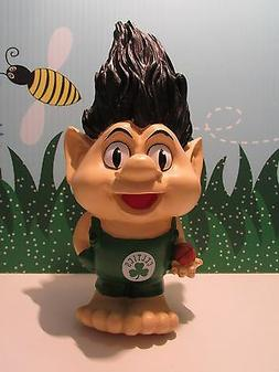 "BOSTON CELTICS SPORTS TROLL DOLL - 8"" Forever Collectibles T"